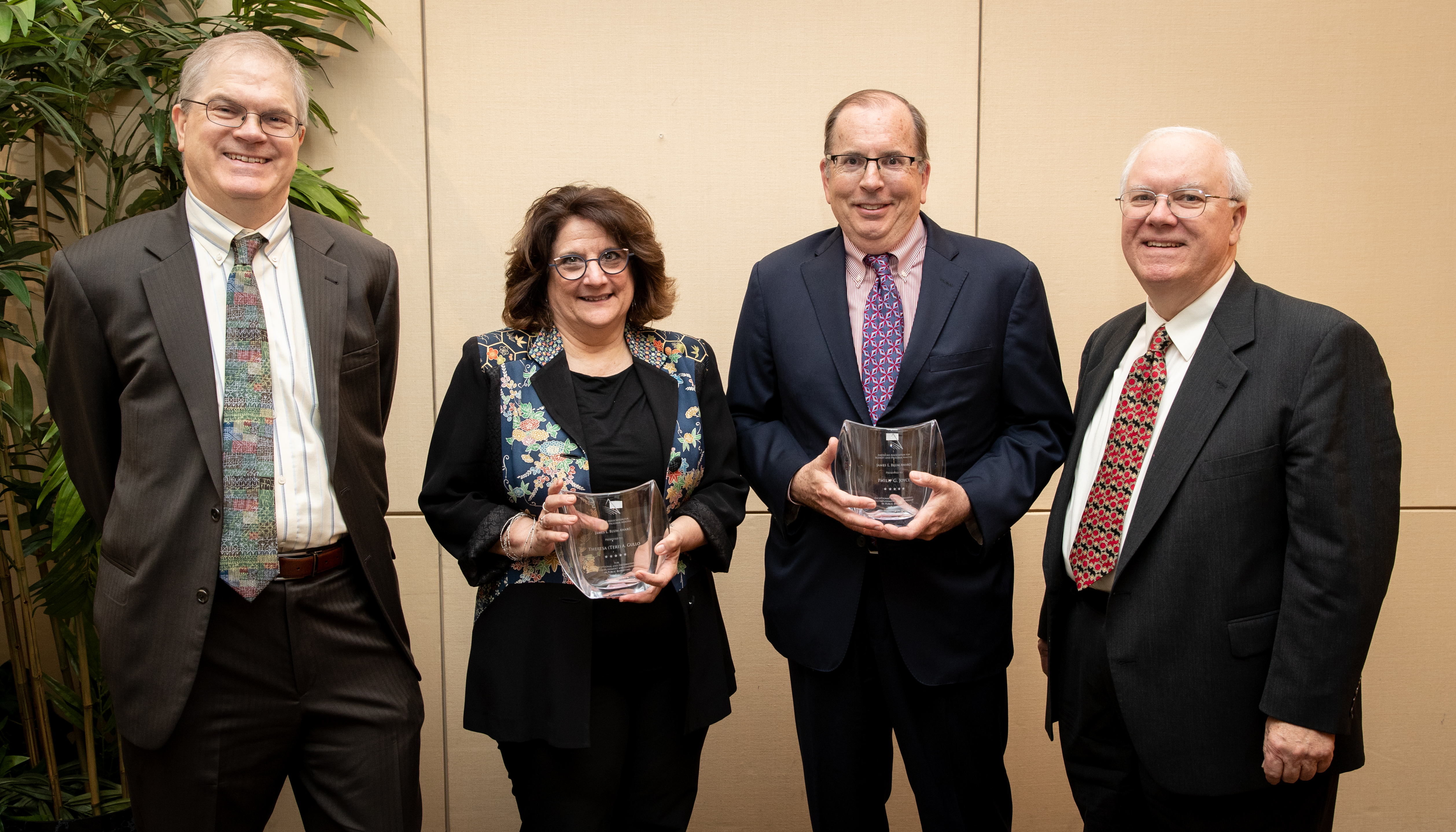 Blum Award